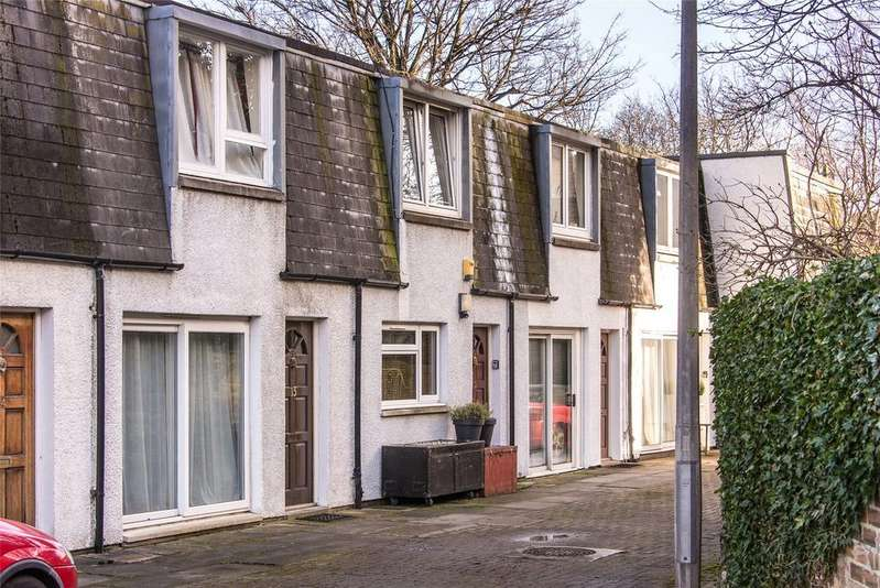 1 Bedroom Terraced House for sale in Raeburn Mews, Edinburgh, Midlothian