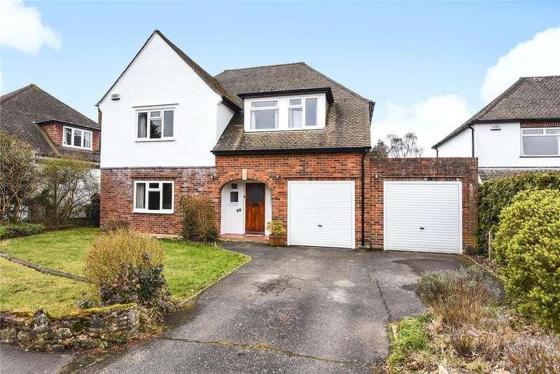 4 Bedrooms Detached House for rent in Lyndhurst Drive, Sevenoaks, Kent, TN13