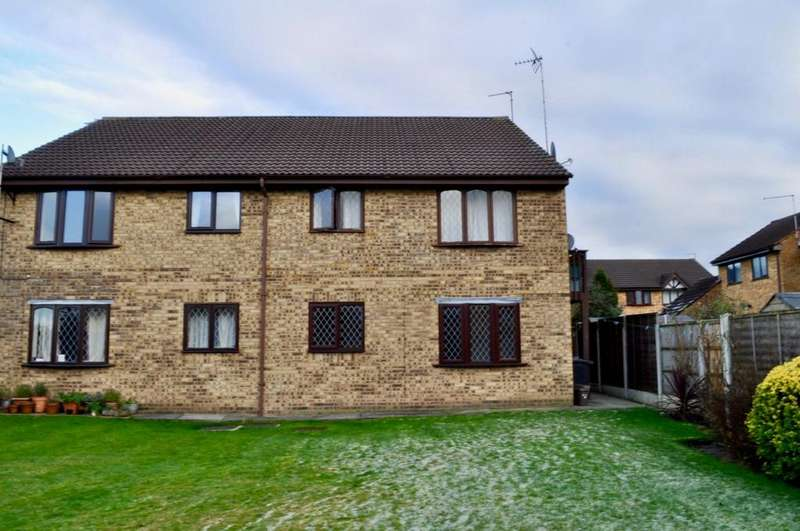 1 Bedroom Flat for sale in Field Close, Northwich, CW8