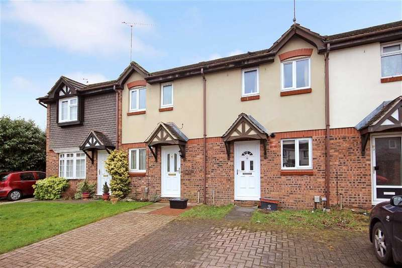 2 Bedrooms Terraced House for sale in Shire Close, Ramleaze, Swindon
