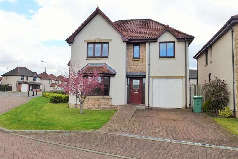 4 Bedrooms Detached House for rent in Westpark Court, New Carron
