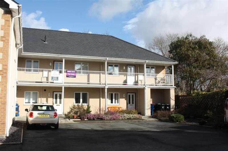 2 Bedrooms Apartment Flat for sale in Llys Marcwis, Ffordd Caergybi, Llanfairpwll