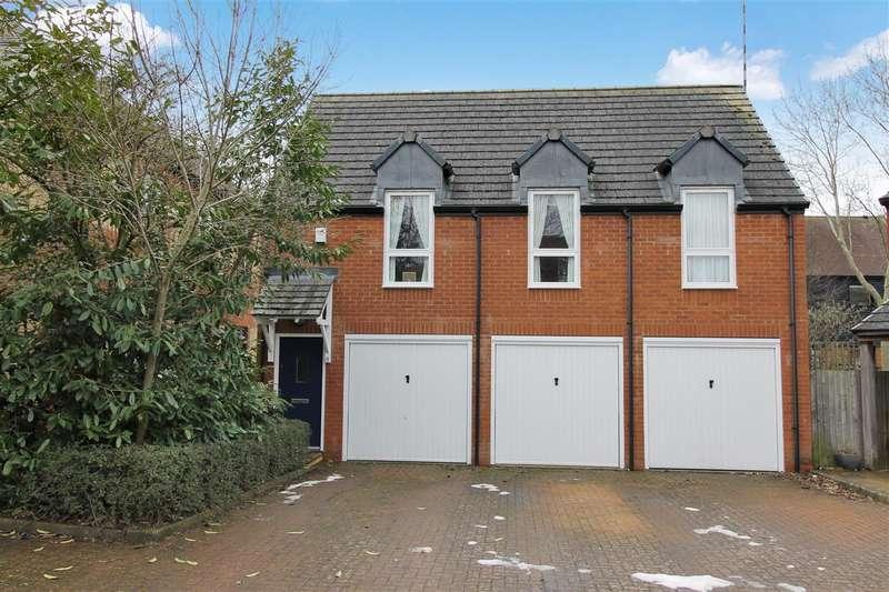 1 Bedroom Detached House for rent in Turneys Drive, Milton Keynes