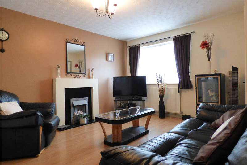 3 Bedrooms Semi Detached House for sale in Aldermoor Close, Manchester, Greater Manchester, M11