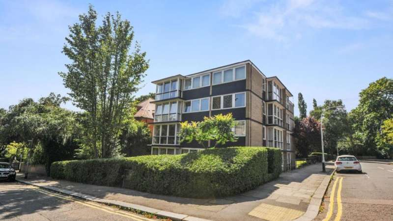 2 Bedrooms Apartment Flat for sale in Hurst Lodge, Coolhurst Road N8