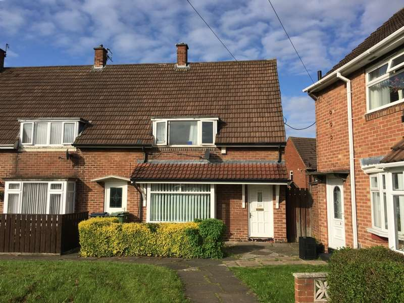 3 Bedrooms Semi Detached House for rent in Cowdray Road, South Hylton, Sunderland. SR5 3PG