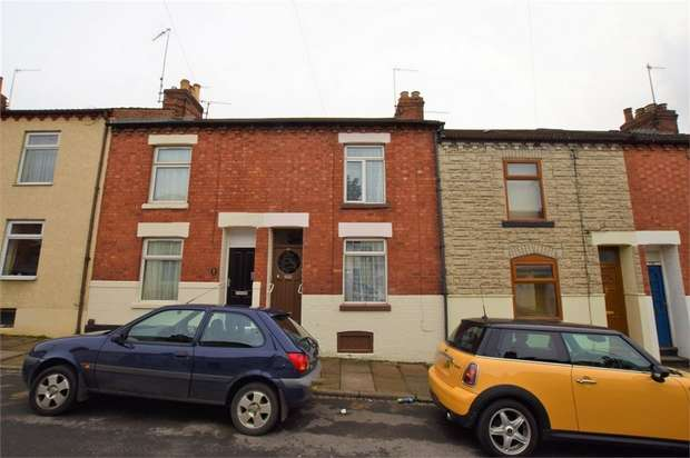 2 Bedrooms Terraced House for sale in Gordon Street, NORTHAMPTON