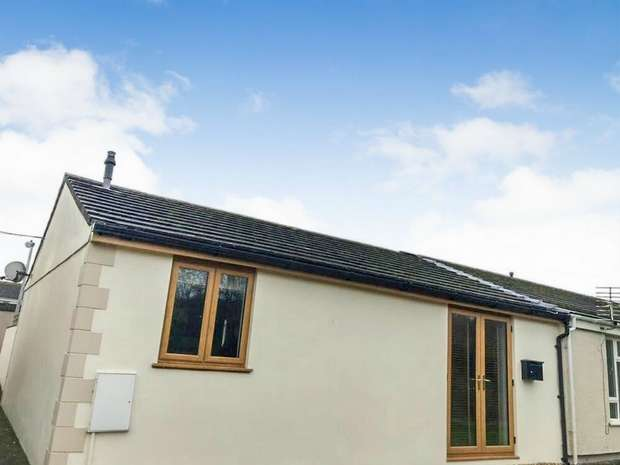 2 Bedrooms Terraced Bungalow for sale in Ger Y Gwendraeth, Kidwelly, Carmarthenshire