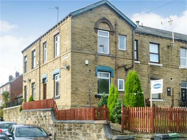 2 Bedrooms End Of Terrace House for sale in Emerald Street, Batley, West Yorkshire
