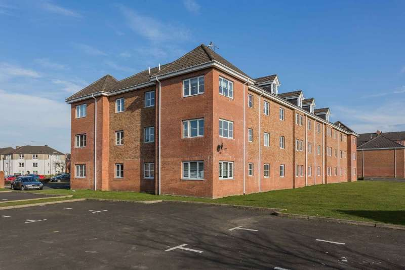 2 Bedrooms Flat for sale in Tullis Gardens, Glasgow, G40 1AJ