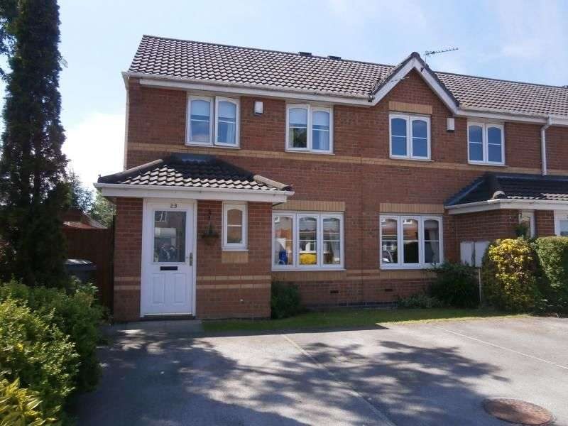 2 Bedrooms Property for rent in Inglesham Close, Manchester, M23