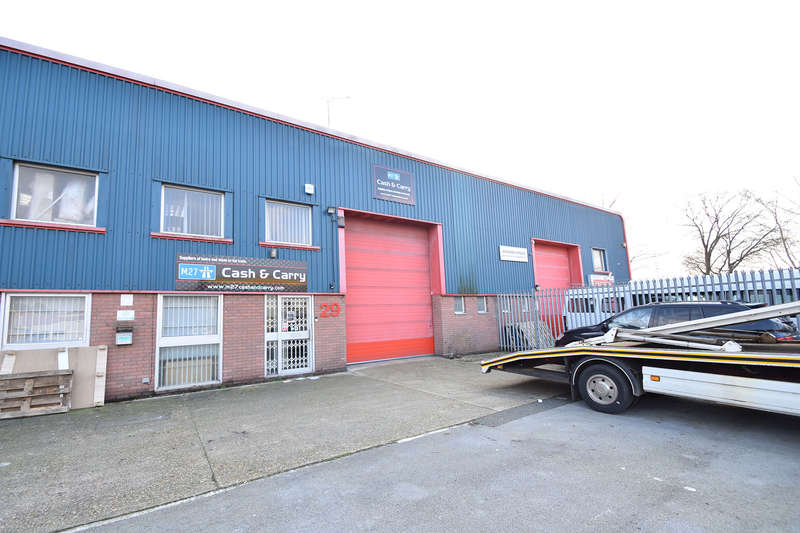 Warehouse Commercial for rent in Unit 29 Liberty Close, Woolsbridge Industrial Estate, Three Legged Cross, Wimborne, BH21 6SY