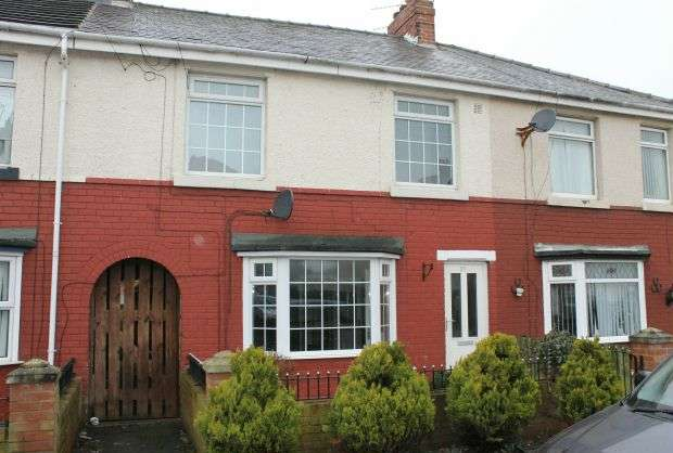 4 Bedrooms Terraced House for sale in Lime Road, Guisborough
