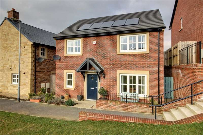3 Bedrooms Detached House for sale in Lawther Walk, Shotley Bridge, Consett, DH8