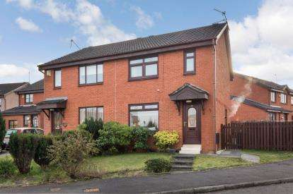 3 Bedrooms Semi Detached House for sale in Coats Drive, Paisley