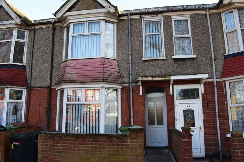 4 Bedrooms Terraced House for rent in Finedon Road, Wellingborough
