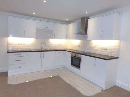 2 Bedrooms Flat for sale in Hammersleys Mews, 44 High Street, Mold, Flintshire, CH7