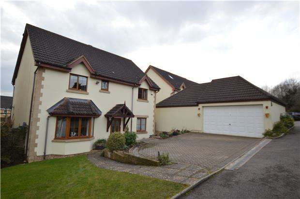 6 Bedrooms Detached House for sale in Tylers Farm, Yate, BRISTOL, BS37 7BH