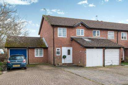 4 Bedrooms End Of Terrace House for sale in Marchwood, Hampshire