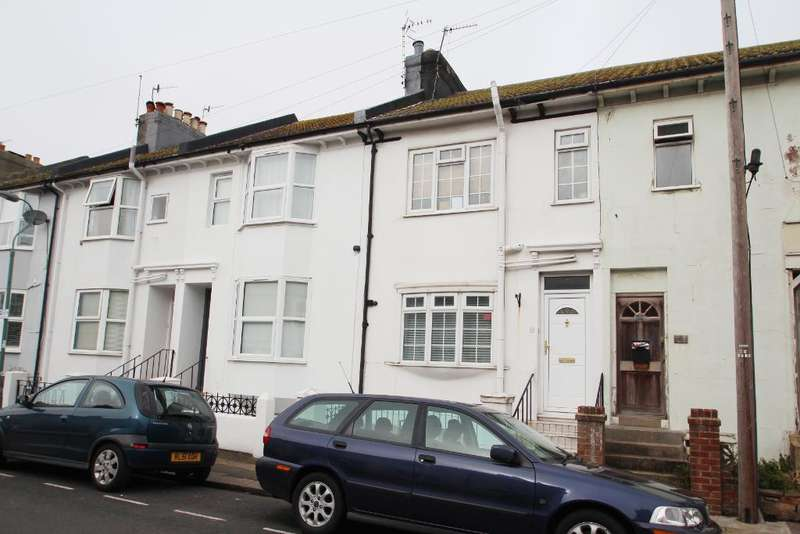 3 Bedrooms Terraced House for sale in Shirley Street, Hove, East Sussex, BN3 3WH