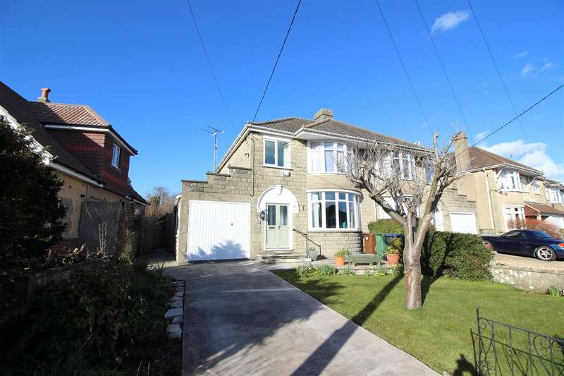 3 Bedrooms Semi Detached House for sale in East Yewstock Crescent, Chippenham