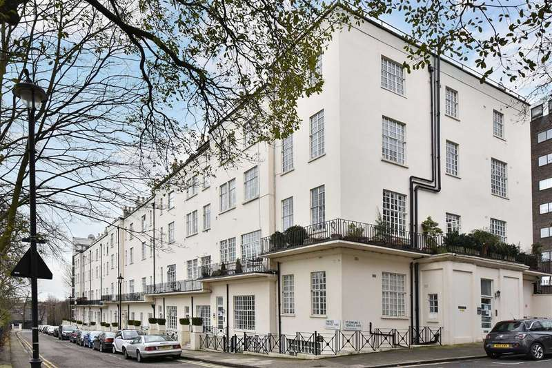 2 Bedrooms Flat for sale in Ormonde Terrace, London, NW8