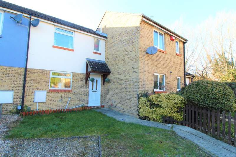 2 Bedrooms Terraced House for sale in Cloudberry Road, Haydon Wick