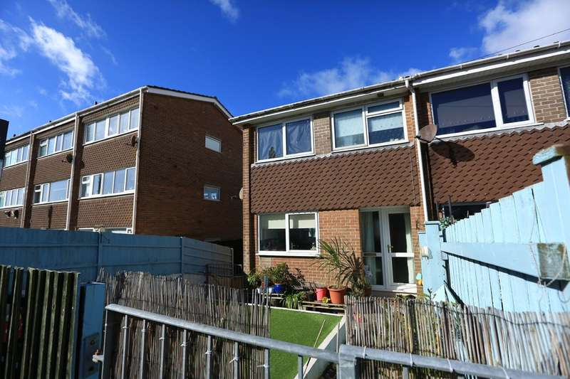 2 Bedrooms End Of Terrace House for sale in Plymstock, Plymouth