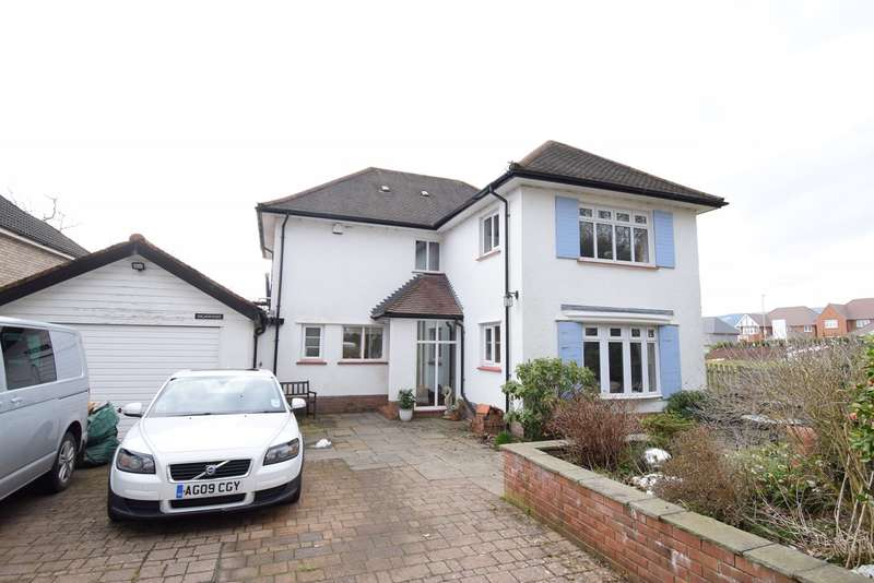 4 Bedrooms Detached House for sale in Ty Coch Close, Llantarnam, Cwmbran, NP44