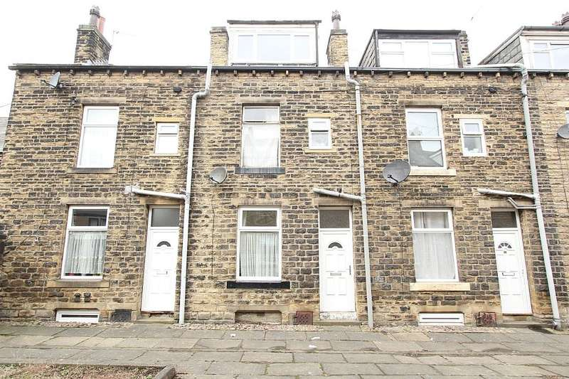3 Bedrooms Terraced House for sale in Neville Street, Keighley, West Yorkshire, BD21 3HR