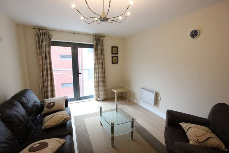 2 Bedrooms Apartment Flat for rent in The Chimes, Vicar Lane, Sheffield City Centre S1