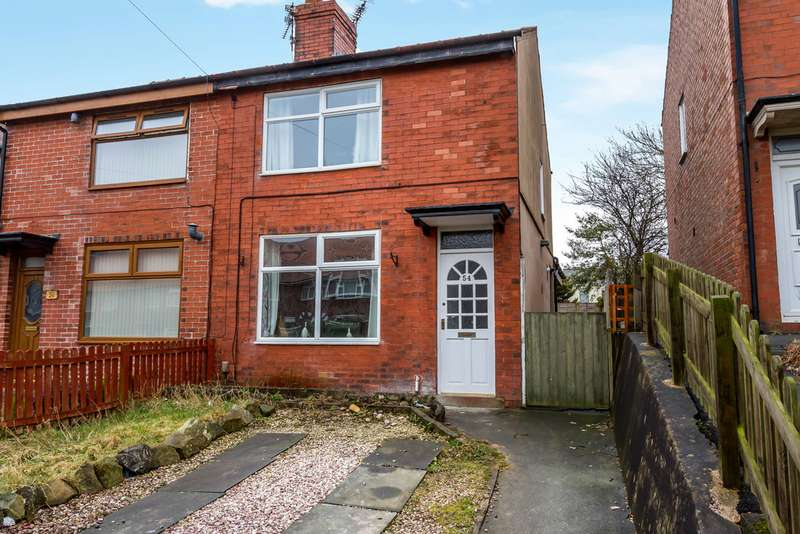 2 Bedrooms Semi Detached House for rent in Raymond Avenue , Blackpool FY2