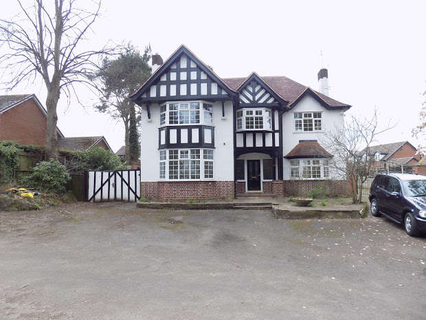4 Bedrooms Detached House for rent in Tettenhall Road, Wolverhampton, WV6
