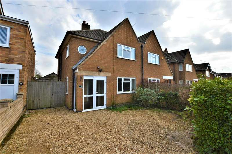 3 Bedrooms Detached House for sale in Hambleton Road, Stamford