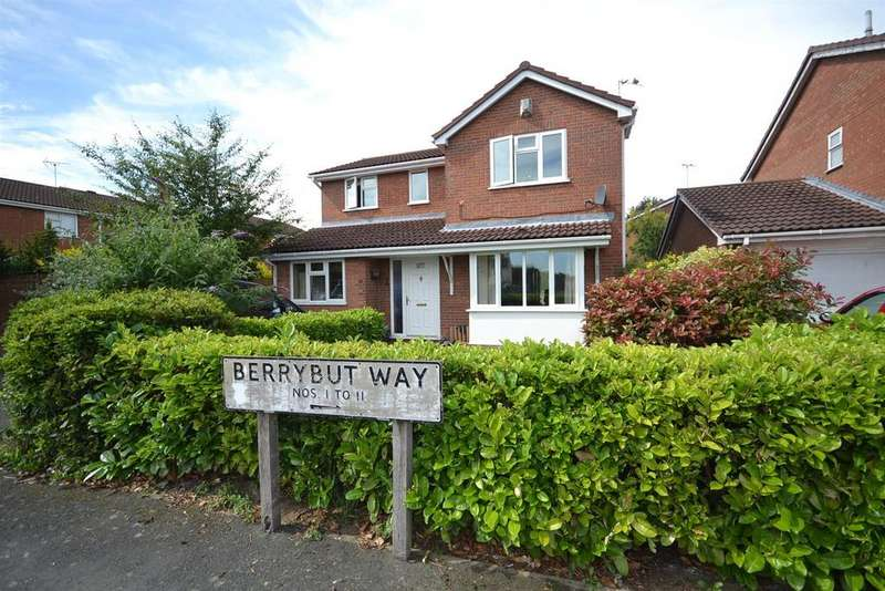 5 Bedrooms Detached House for rent in Berrybut Way, Stamford
