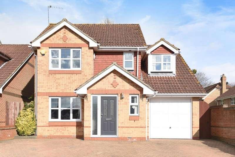 4 Bedrooms Detached House for sale in Hemel Hempstead, Hertfordshire, HP1