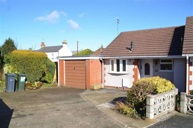 2 Bedrooms Bungalow for sale in Cygnet Close, Great Sutton, CH66