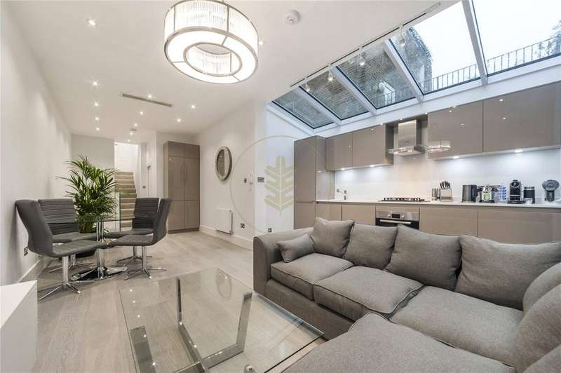 2 Bedrooms Apartment Flat for sale in Sherriff Road, West Hampstead, London, NW6