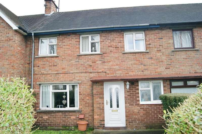 4 Bedrooms Terraced House for sale in Trevalyn Hall View, Rossett