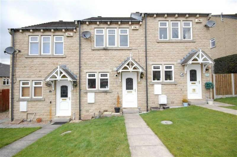 2 Bedrooms Town House for sale in Moor End Lane, Dewsbury, WF13