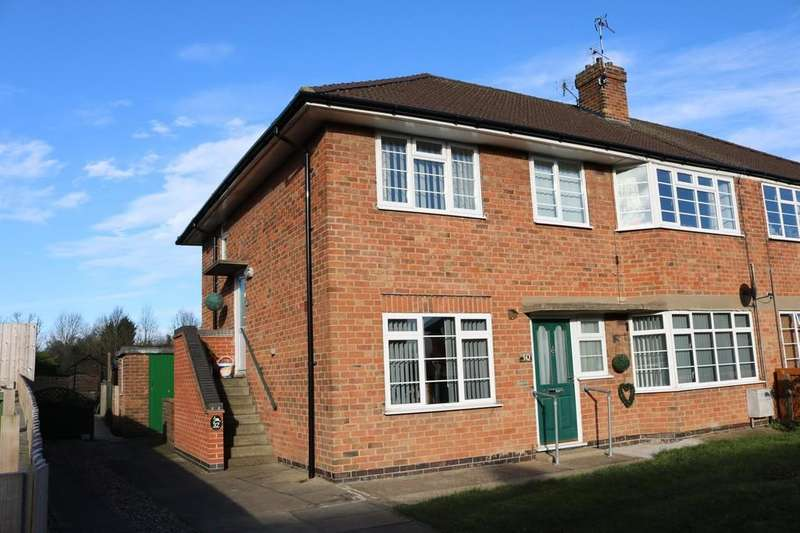 2 Bedrooms Flat for sale in Regency Road, Asfordby, MELTON MOWBRAY