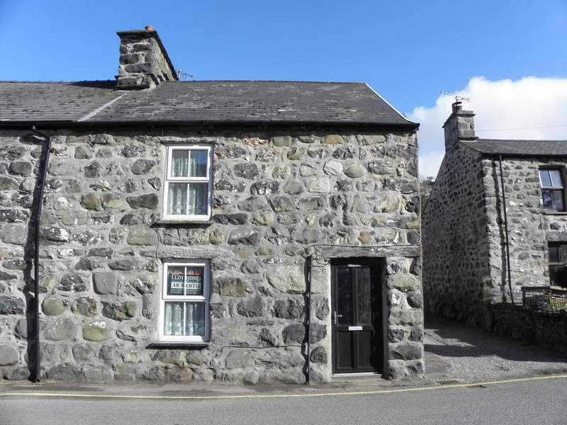 2 Bedrooms Cottage House for sale in Glasfor, Llwyngwril, LL37