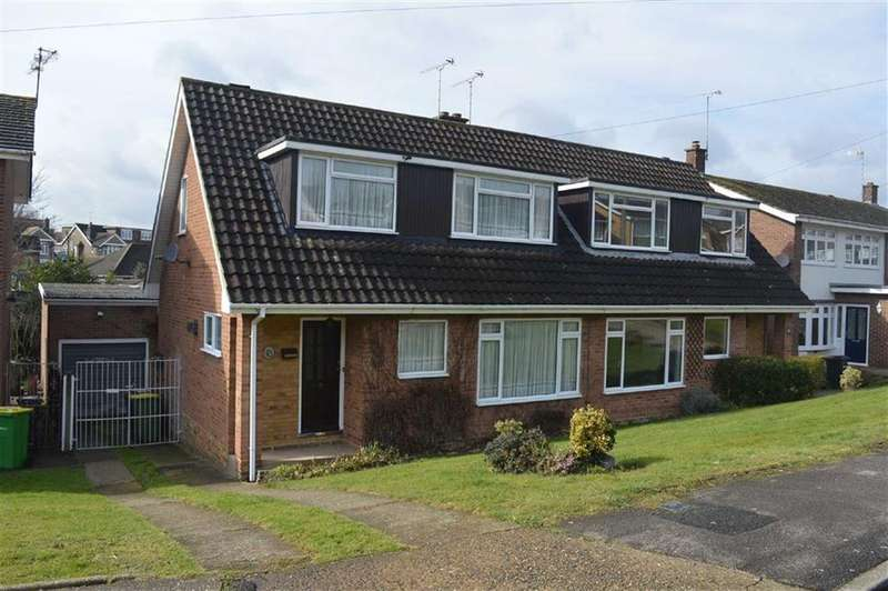 4 Bedrooms Semi Detached House for sale in Lower Lambricks, Rayleigh, Essex