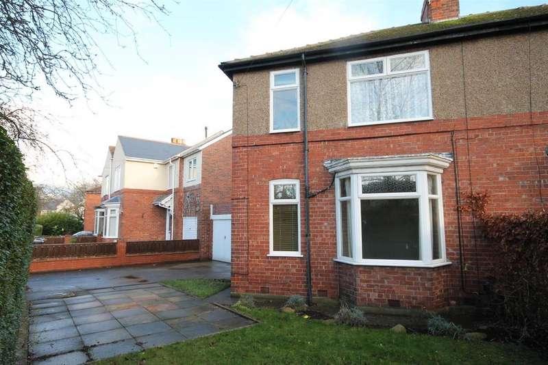 3 Bedrooms Semi Detached House for sale in Crossfield Road, Darlington
