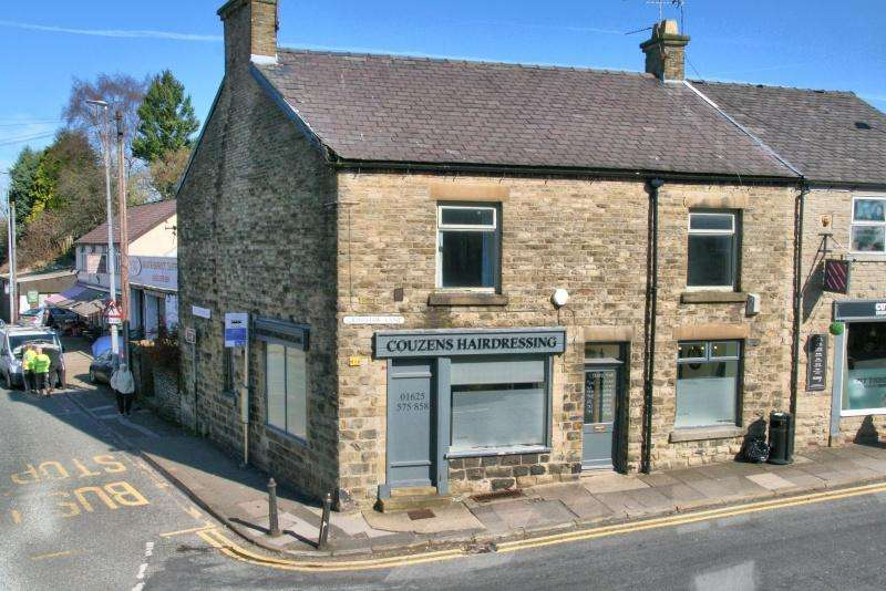 3 Bedrooms Semi Detached House for sale in Grimshaw Lane, Bollington, SK10