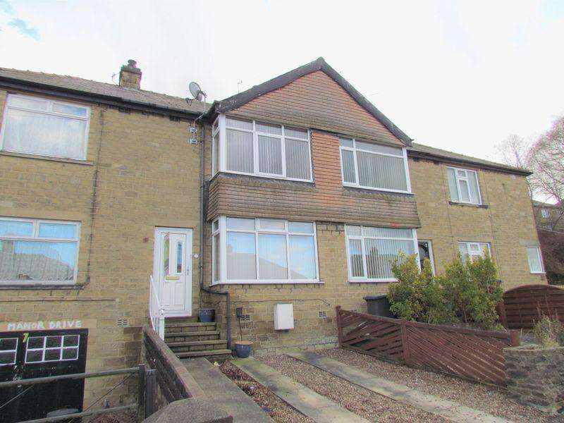 2 Bedrooms Town House for sale in Manor Drive, Bingley