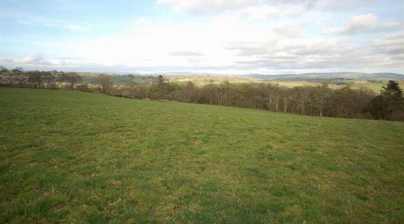 Farm Land Commercial for sale in Llangeitho, Tregaron