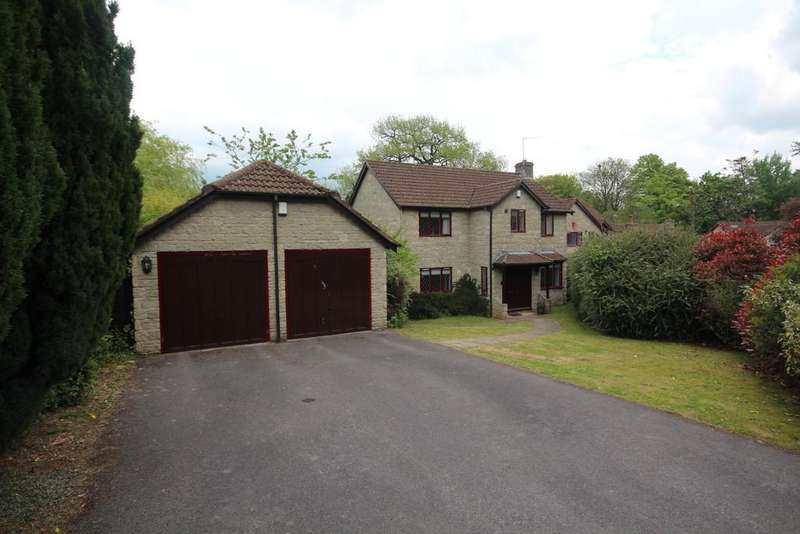 4 Bedrooms Detached House for sale in On the outskirts of Hallatrow.