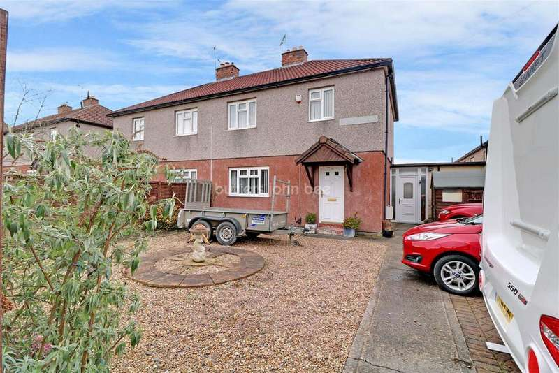 3 Bedrooms Semi Detached House for sale in Oakengates, Telford