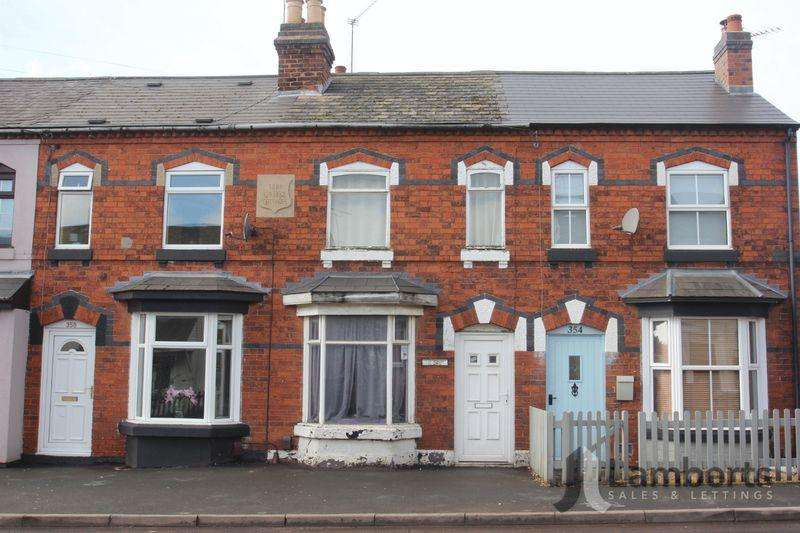 2 Bedrooms Terraced House for sale in Evesham Road, Redditch